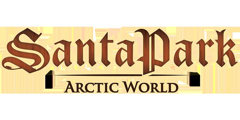 Santa Park Arctic World logo