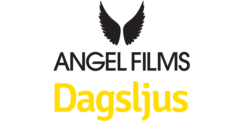 angel films dagsljus logo backround