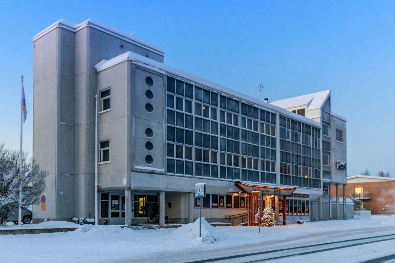 Santa's Hotels Hostel Rudolf in Rovaniemi, Finland