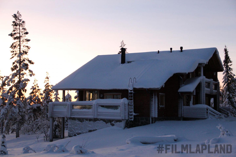 Hotel Villa Utsunlumo in Lapland