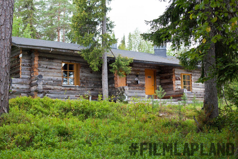 Hotel Luostokelomaja in Lapland Finland