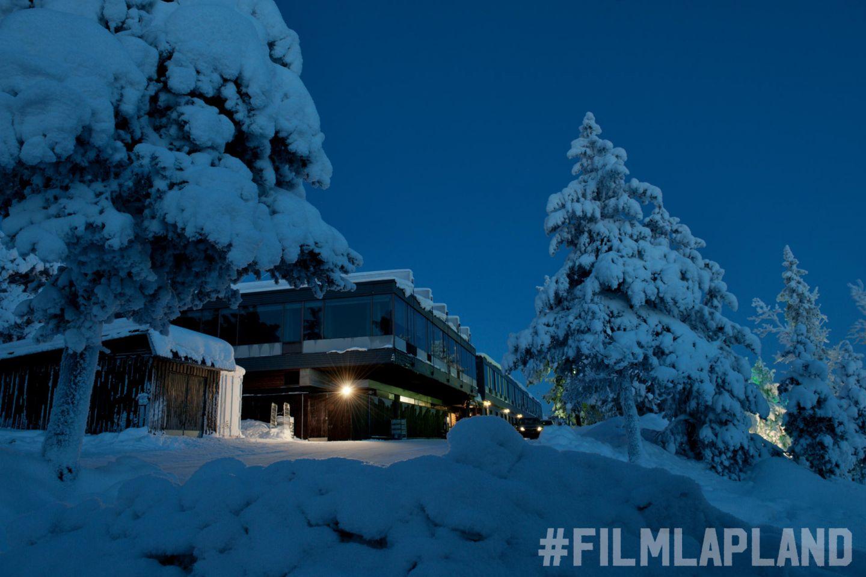 Hotel Pmu in Lapland