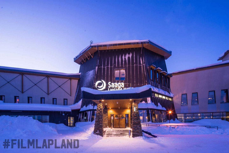 Hotel Saaga in Lapland