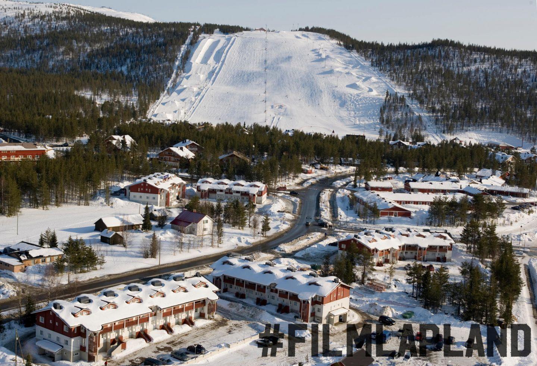 Hotel Sirkantahti in Lapland Finland