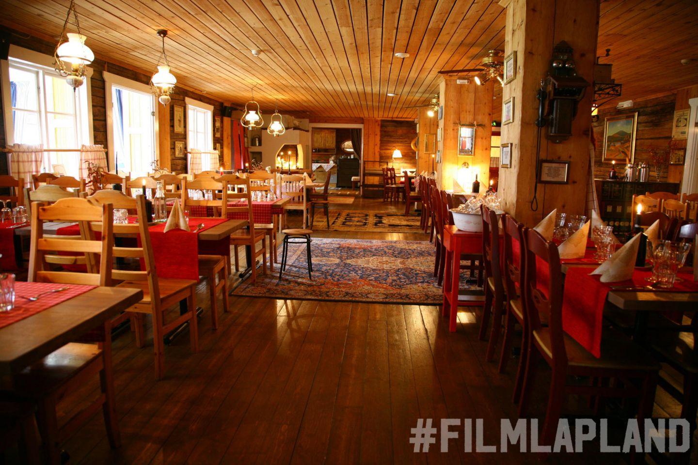 Restaurant Ammila in Lapland