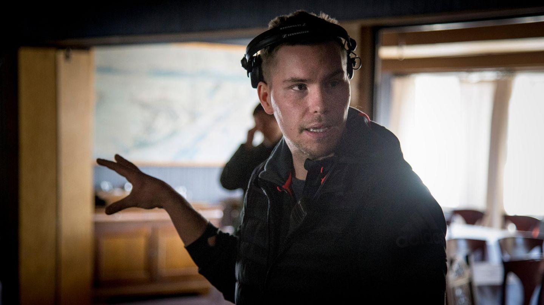 Director Jussi Hiltunen in Lapland | location jussi hiltunen