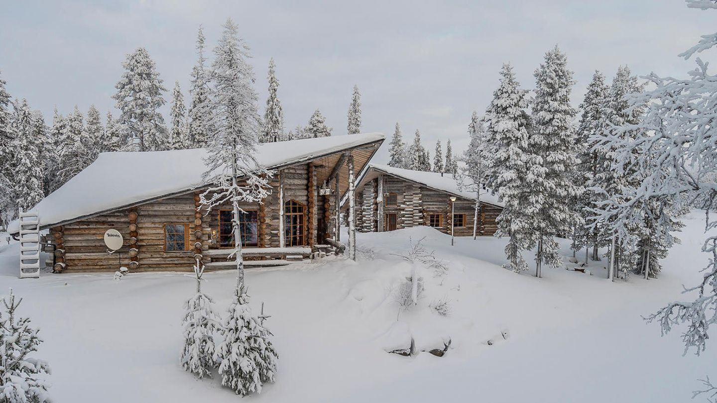 Ruka Salonki Chalets has been voted as Finland's Best Ski Chalet for many years