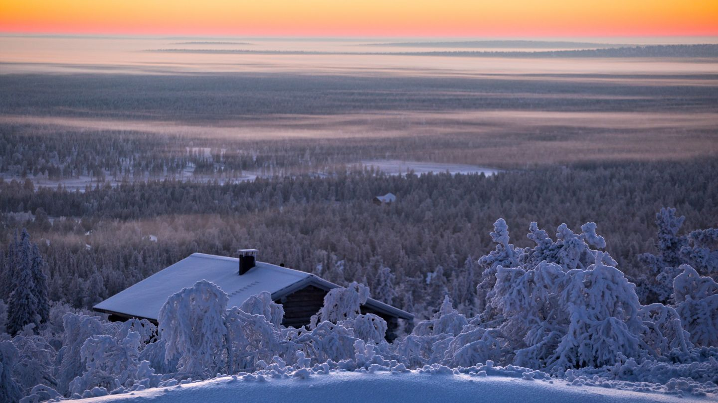 There are plenty of wonderful and peaceful accommodation options in Inari-Saariselkä region