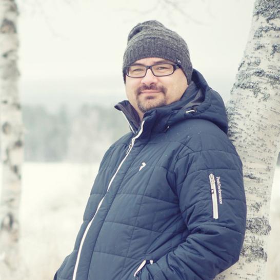 Markus Kiili, Arctic wilderness photographer