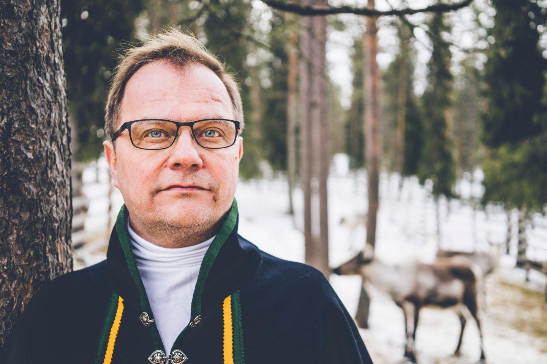 Erkki Parkkinen, Arctic wedding pastor