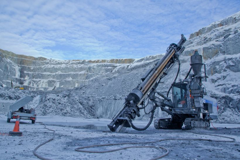 Arctic drilling expertise in Lapland
