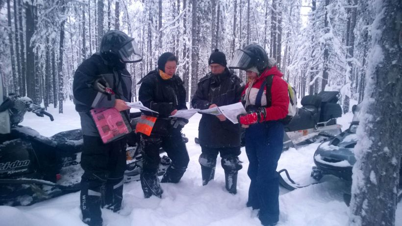Metsähallitus controls land use in Finland