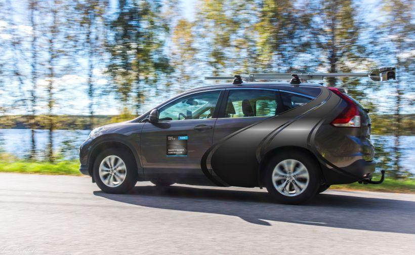 Roadscanners | autonomous vehicles