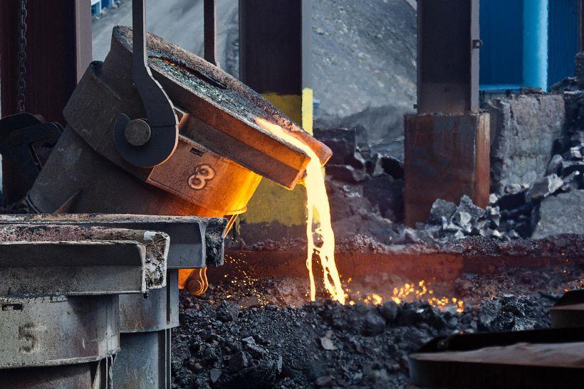 Outokumpu mining in Lapland