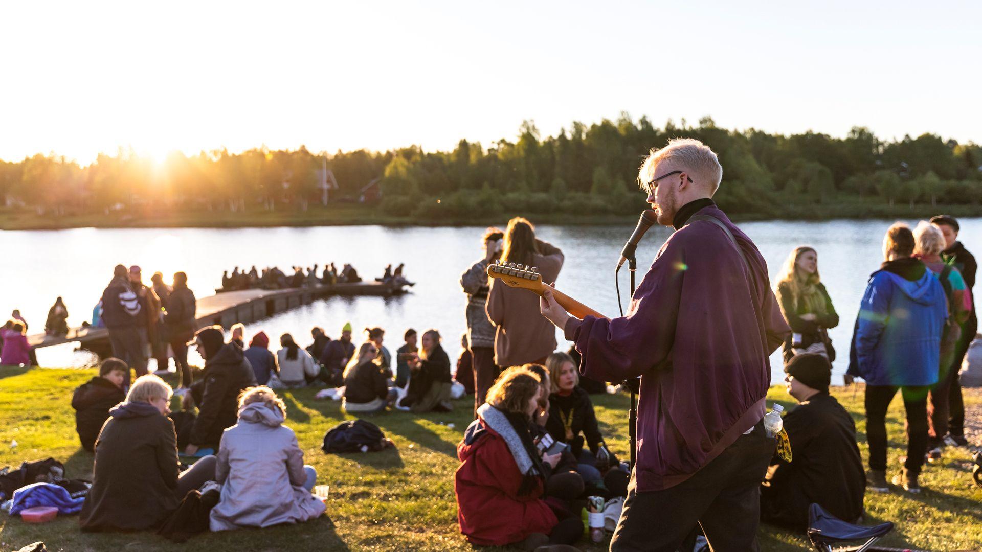 Lapland, Finland summer events