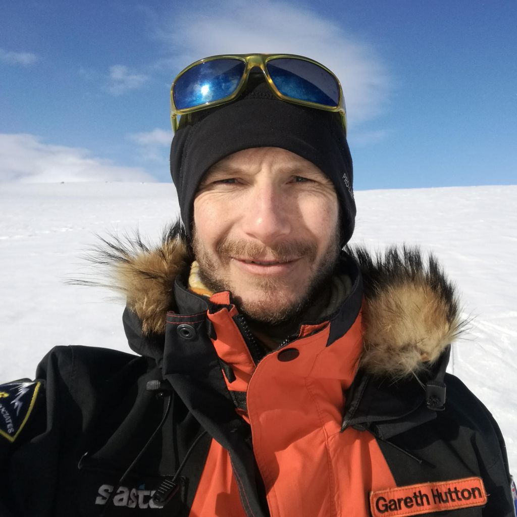 Gareth Hutton, Arctic landscape photographer