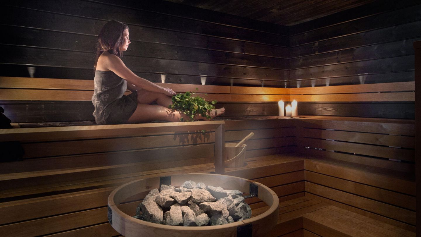 Arctic Forest Spa in Lapland