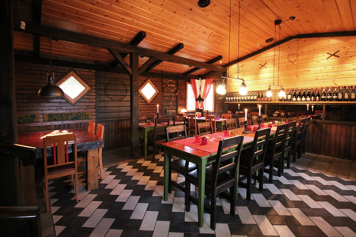 Kammari in Lapland