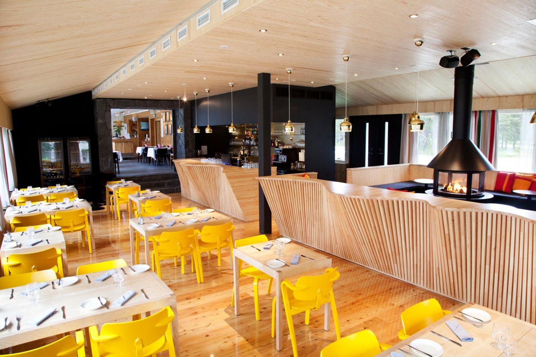 Restaurant Kultahovi in Lapland