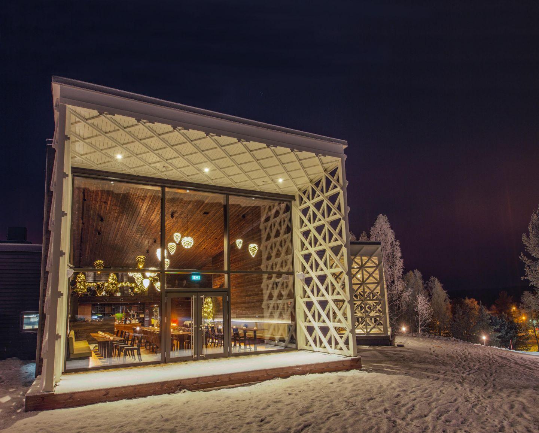 Rakas restaurant in Lapland