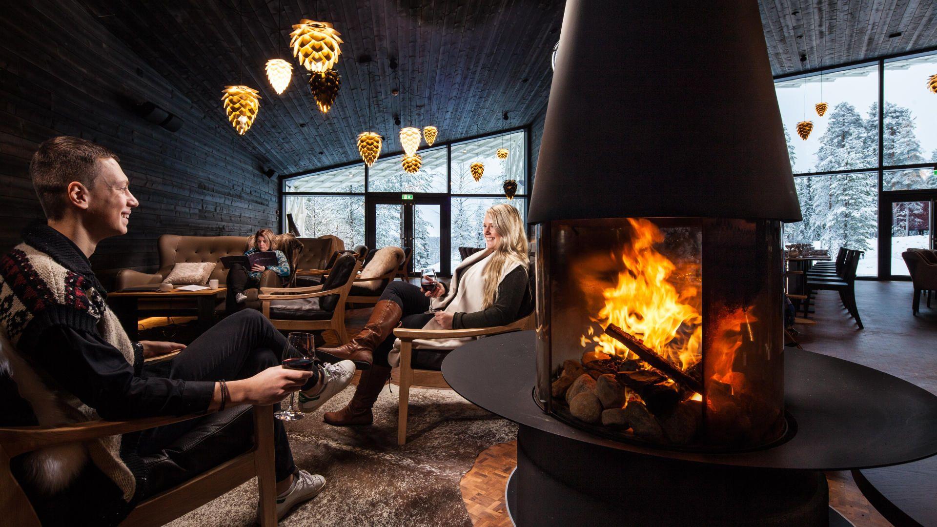 Rakas Restaurant in Rovaniemi, Finland