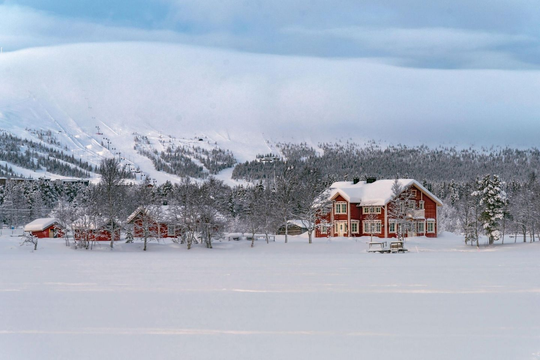 Aurora Estate in Ylläsjärvi in Lapland