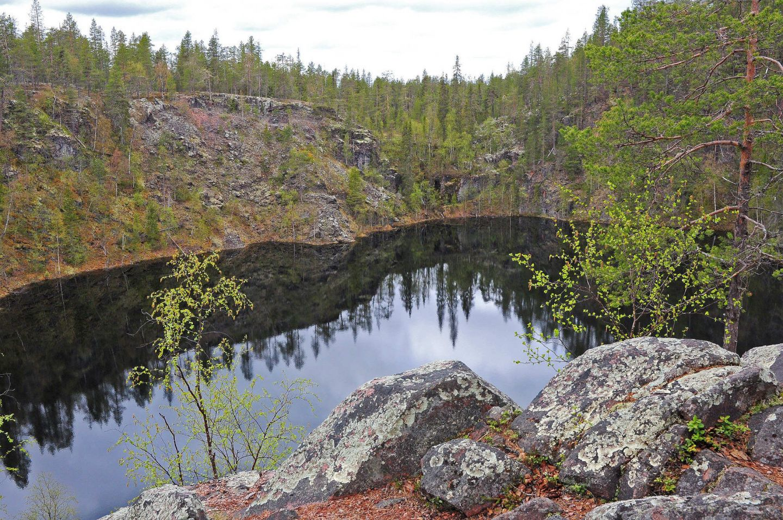Lapland landscape