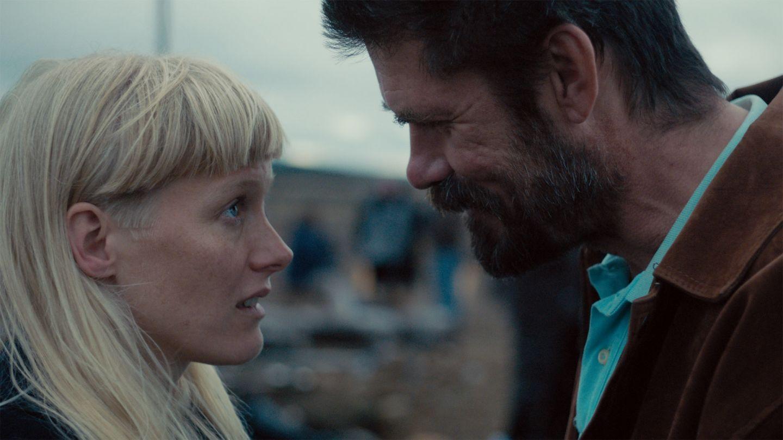 Viimeiset - The Last Ones - Actors Tommi Korpela and Laura Birn