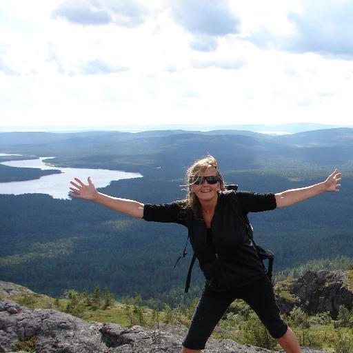 Anne, a Lapland folk healing guru