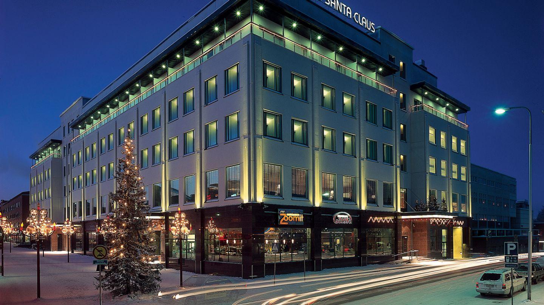 Hotel Santa Claus in Rovaniemi