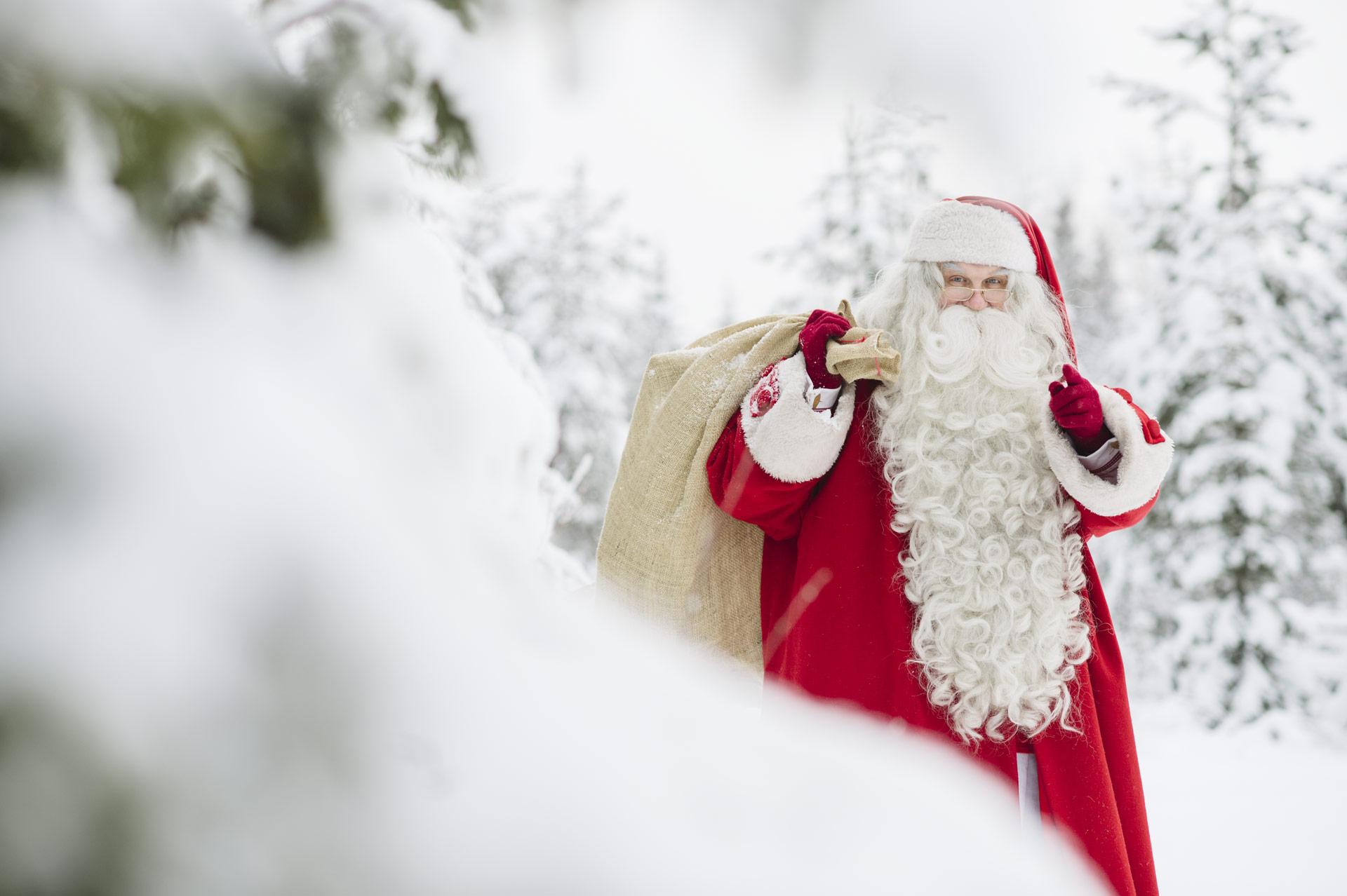 Lapland Home Of Santa Claus Visit Finnish Lapland