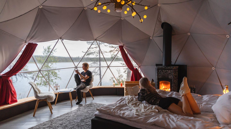 Lapland accommodation