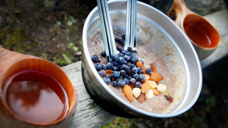 Arctic food, Lapland