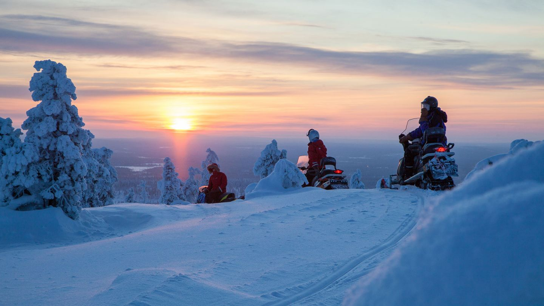 Seasonal work in Lapland