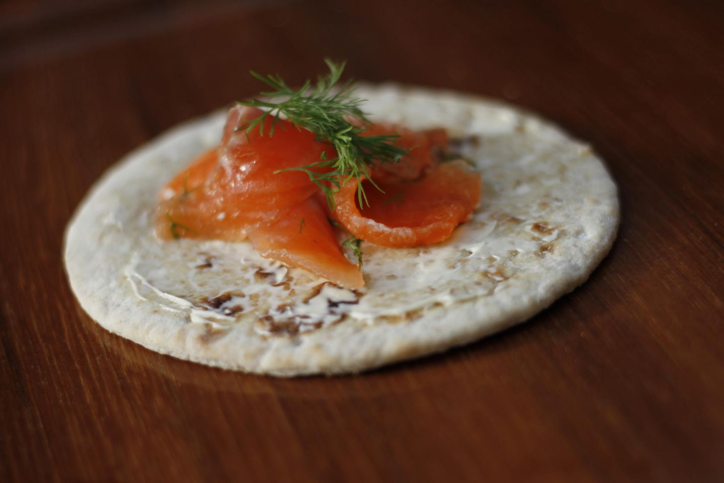 Barley flatbread from Lapland