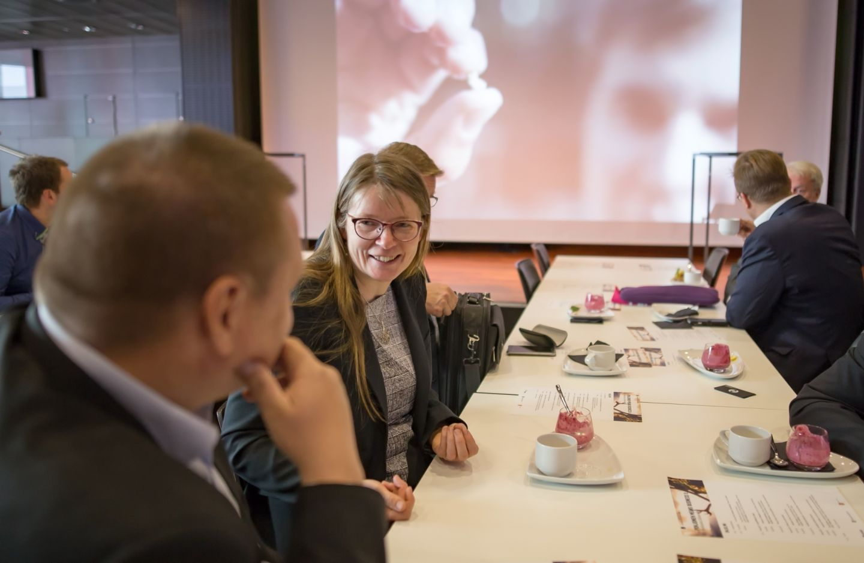 Pohjoinen means business arctic railway present