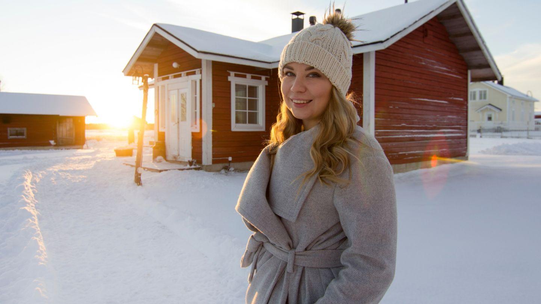 Sirly Schinmann business in Lapland