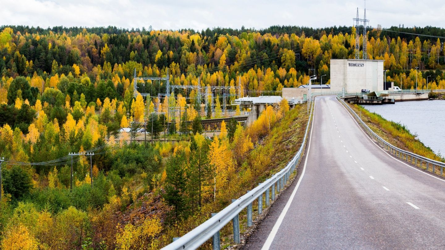 Power plant chinese investments in lapland