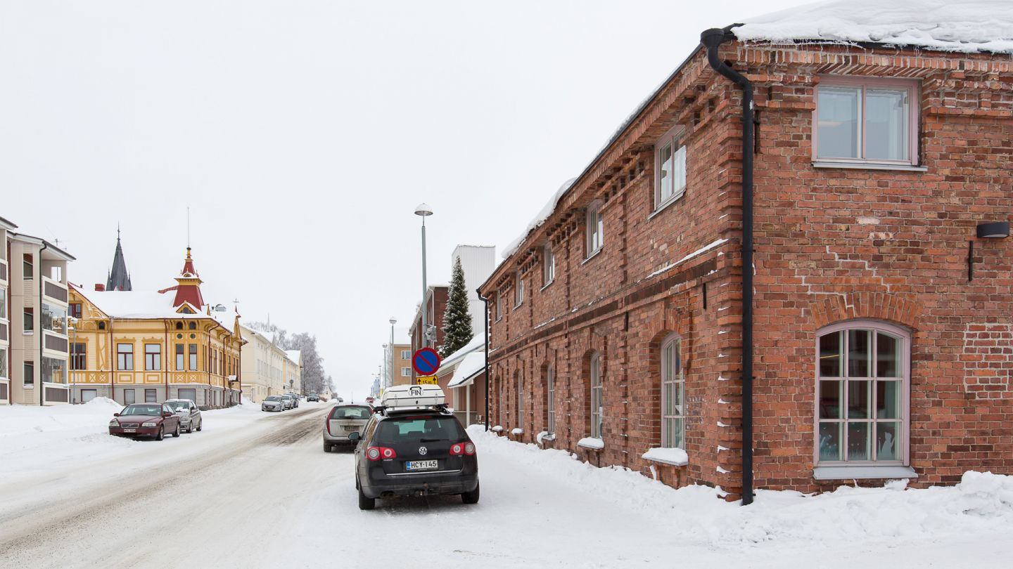 Lapland driving information