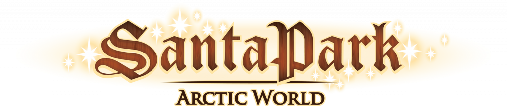 SantaPark logo | film friendly lappi