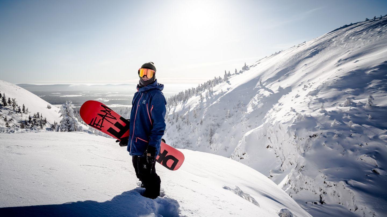 Antti Autti lumilautailu harrastukset lapissa