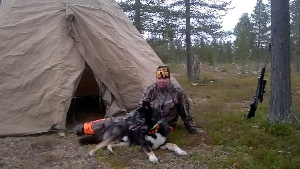 Jaana Jesiöjärvi harrastukset lapissa metsästys
