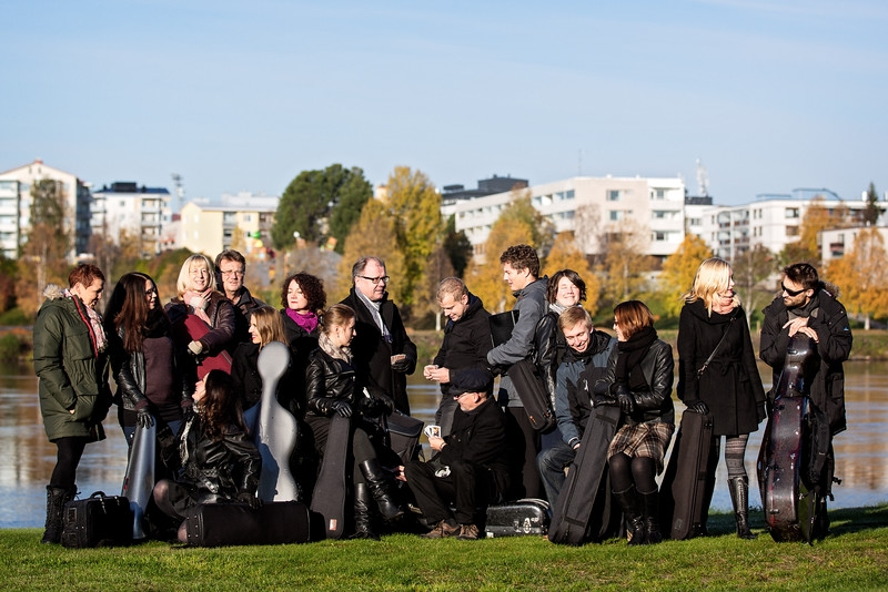 Kulttuuri Lapissa lapin kamariorkesteri