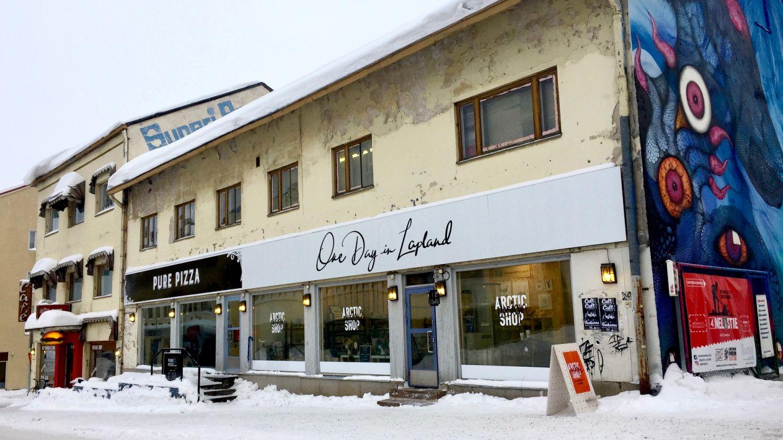 Kulttuuri Lapissa Rovaniemen Design Shop