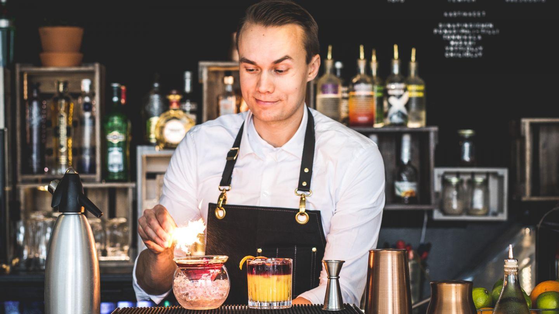Kulttuuri Lapissa Cafe21 yrittäjä