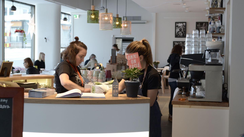 Kulttuuri Lapissa Hostel Cafe Koti
