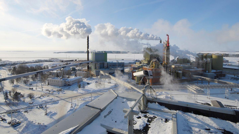 Stora Enso talous Lapissa kasvaa