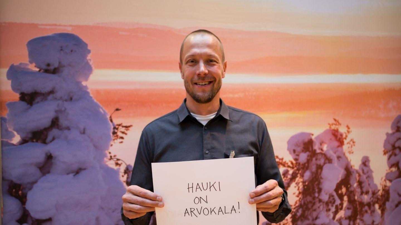 "Mikko ""Peltsi"" Peltola Lapland Ambassador"