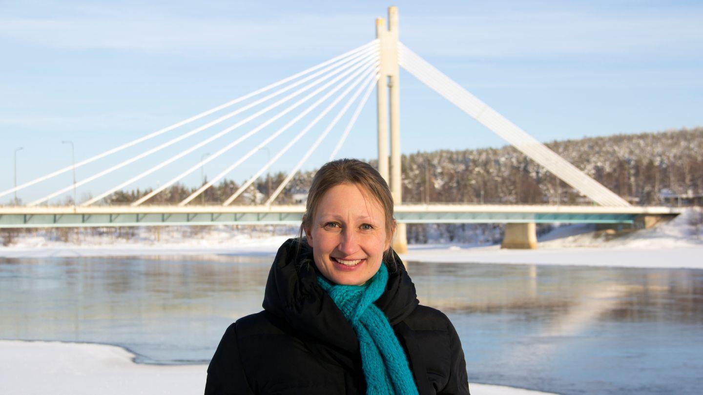 Tanja Poutiainen-Rinne Lapland Ambassador