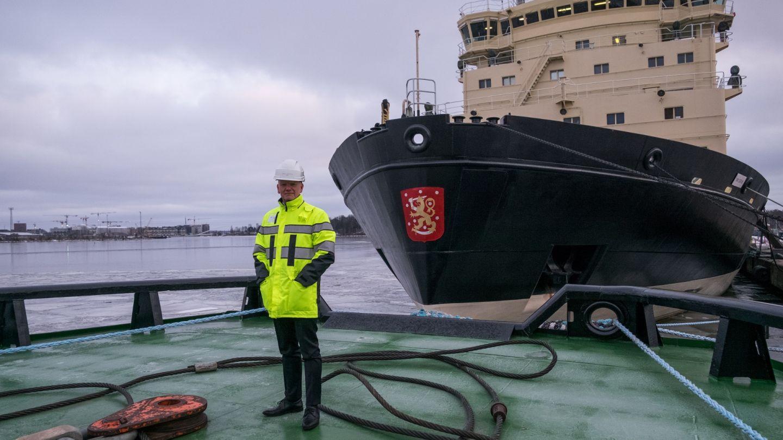 Tero Vauraste Lapland ambassador